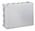 92062 Plexo Серый Коробка распределительная, 14 выводов,IP55 310х240х124