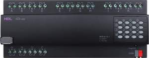 HDL-M/R16.10.1 DIN реле, 16-канальное, 10A на канал, KNX