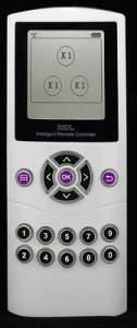 HDL-MTIRW  ИК+Wireless пульт ДУ с ЖК дисплеем