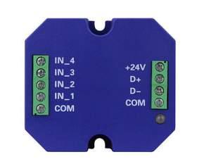 SB-DRY-4Z 4-контактный модуль входов, копплер