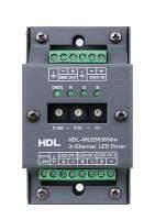 SB-LED650mA 650мА диодный драйвер LED, 3 канала (RGB), 24VDC, встроенный DMX интерфейс