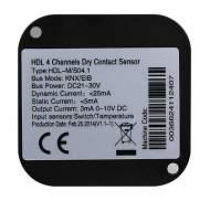 HDL-M/S04.1 4-контактный модуль входов KNX