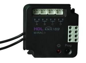 HDL-M/IRAC.1 ИК трансмиттер KNX