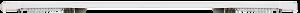 HDL Curtain Track Карниз для Master и Slave приводов штор HDL. (1 метр)