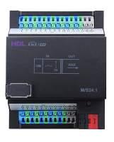 HDL-M/S24.1 DIN 24-контактный модуль входов KNX