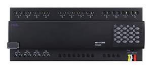 HDL-MR1610.433 DIN реле, 16-канальное, 10A на канал