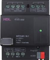 HDL-M/FCU01.10.1 DIN Модуль управления климатом KNX