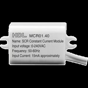 HDL-MCR01.40 Модуль постоянного тока тиристроного диммера