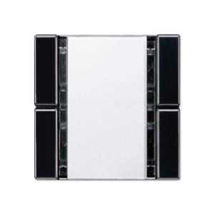 A42FSW A 500/ A creation/ A plus Черный Пульт управления настенный плоский, 2 канал