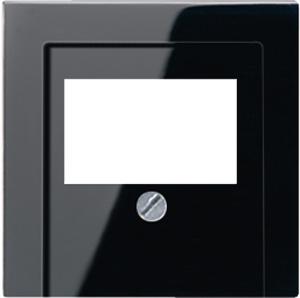 A569PLTSW А 500Черный Крышка для TAE-розетки, моно-/стерео аудио розетки