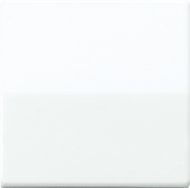 ABAS1561.07WW АS 500Бел антибактериальный Накладка светорегулятора/выключателя нажимного