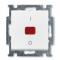 1020-0-0090 (1020/2 UCK-92) BJB Basic 55 Беж Выключатель 1-клавишный 2-полюсный, 20A