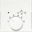 1710-0-3886(1795-884) BJE Solo/Future Белый бархат Накладка для терморегулятора (мех 1095 U, 1096 U)