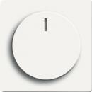6599-0-2961(6540-884-102) BJE Solo/Future Белый бархат Накладка светорегулятора поворотного