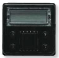 8149.5 NIE Мех Электронный будильник-термометр с ЖК-экраном