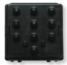 8153.5 NIE Мех Электронный выключатель с кодовой панелью/клавиатурой