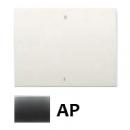 8401.2 AP NIE Olas Перламутровый металлик Клавиша 1-я для 2-х полюсного выключателя
