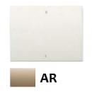 8401.2 AR NIE Olas Песочный Клавиша 1-я для 2-х полюсного выключателя