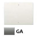 8401.2 GA NIE Olas Серый гранит Клавиша 1-я для 2-х полюсного выключателя