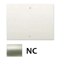 8401.2 NC NIE Olas Никель Клавиша 1-я для 2-х полюсного выключателя