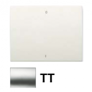 8401.2 TT NIE Olas Титан Клавиша 1-я для 2-х полюсного выключателя