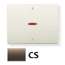 8401.4 CS NIE Olas Атласная медь Клавиша 1-я с/п для 2-х полюсного выключателя