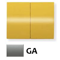 8411 GA NIE Olas Серый гранит Клавиша 2-я