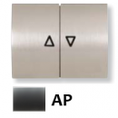 8444 AP NIE Olas Перламутровый металлик Клавиша 2-я жалюзийная