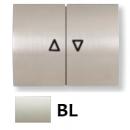 8444 BL NIE Olas Белый жасмин Клавиша 2-я жалюзийная