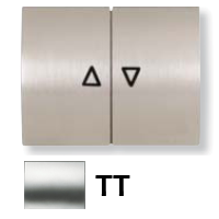 8444 TT (8444 TT) NIE Olas Титан Клавиша 2-я жалюзийная