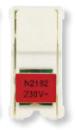 N2192 RJ NIE Zenit Лампа неоновая для 2-полюсных Выключатели,переключателей, цвет цоколя красный