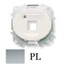 5518.1 PL (5518_1 PL) NIE Tacto Серебро Накладка для суппорта