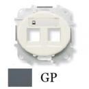 5518.2 GP (5518_2 GP) NIE Tacto Серый Накладка для суппорта