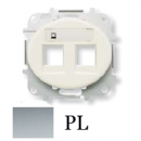 5518.2 PL (5518_2 PL) NIE Tacto Серебро Накладка для суппорта
