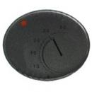 5540 AN NIE Tacto Антрацит Накладка терморегулятора 1076U/1079U