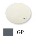 5560.1 GP (5560_1 GP) NIE Tacto Серый Накладка светорегулятора нажимного