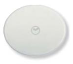 5562 BL NIE Tacto Бел Накладка таймера-выключателя 1000W (650VA)