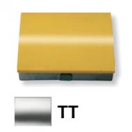 8407 TT NIE Olas Титан Накладка выключателя со шнурком/вывода кабеля