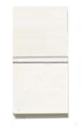 N2102 BL NIE Zenit Бел Переключатель 1-клавишный 1 мод