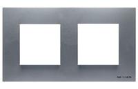 N2272 PL NIE Zenit Серебро Рамка 2-я 2+2 мод