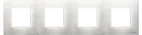 N2274 OX NIE Zenit Сталь Рамка 4-я 2+2 +2+2 мод