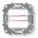 N2271.9 G NIE Zenit Суппорт 2 мод с монтажными лапками