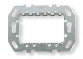 N2473.9 NIE Zenit Суппорт 3 мод без монтажных лапок