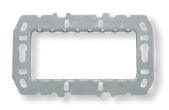 N2474.9 NIE Zenit Суппорт 4 мод без монтажных лапок