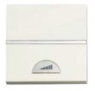 N2260.1 BL NIE Zenit Бел Светорегулятор нажимной 60-500W универсальный, 2 мод