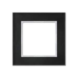 AC581GLSW А сreationСтекло черное Рамка 1-я