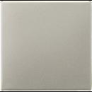 AL1561.07F LS 990 АлюминийНакладка светорегулятора/выключателя нажимного с ДУ (радио)