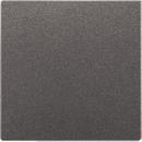 AL1561.07FAN LS 990 АнтрацитНакладка светорегулятора/выключателя нажимного с ДУ (радио)