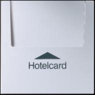 AL2990CARD LS 990 Алюминий Карточный выключатель