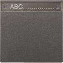AL2990NAAN LS 990 АнтрацитКлавиша 1-я с полем для надписи